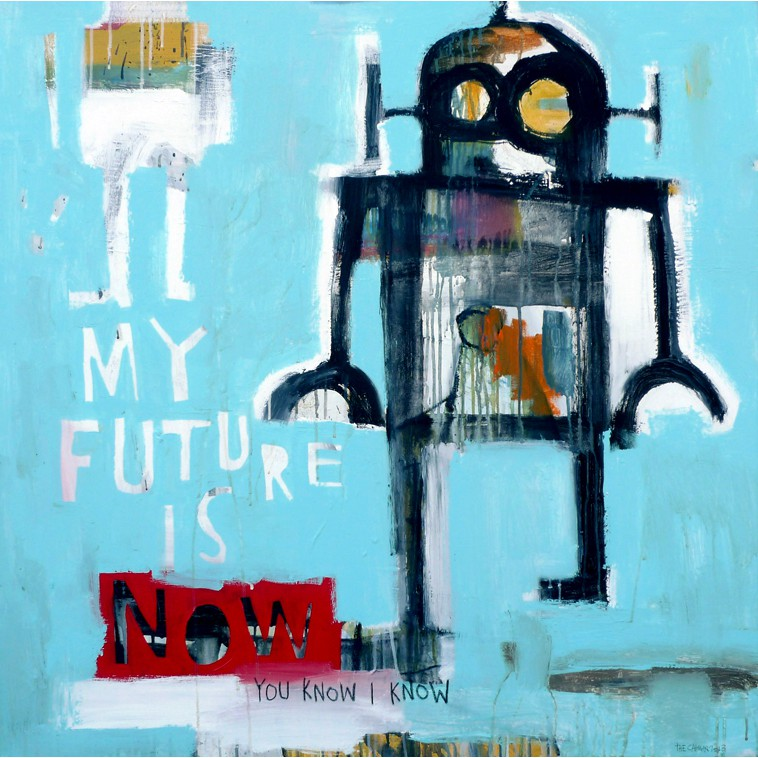 My future - The catman