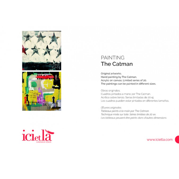 The Catman Painting - catalogue