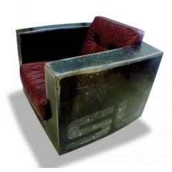 CRATE SUGARI fauteuil