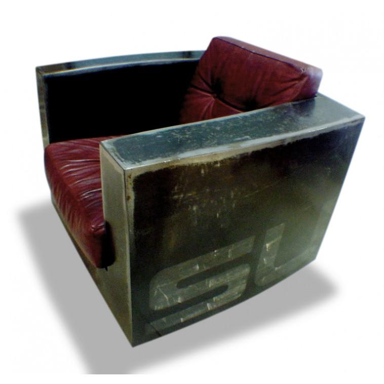 CRATE SUGARI armchair