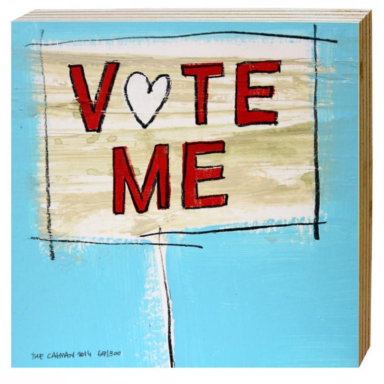 Vote me - The Catman