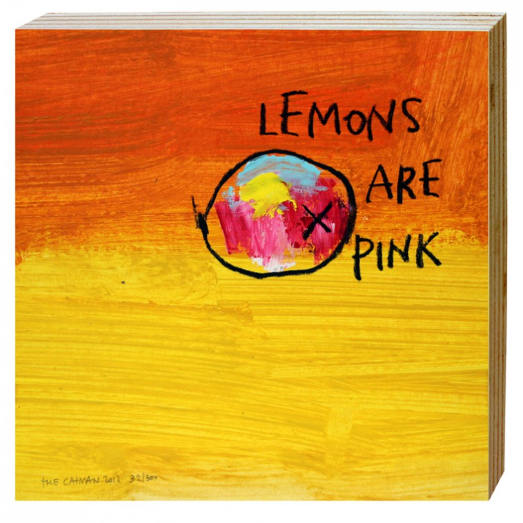 Pink lemon The Catman