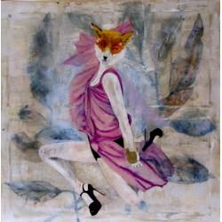 Pink Fox_K.Fabrizzi