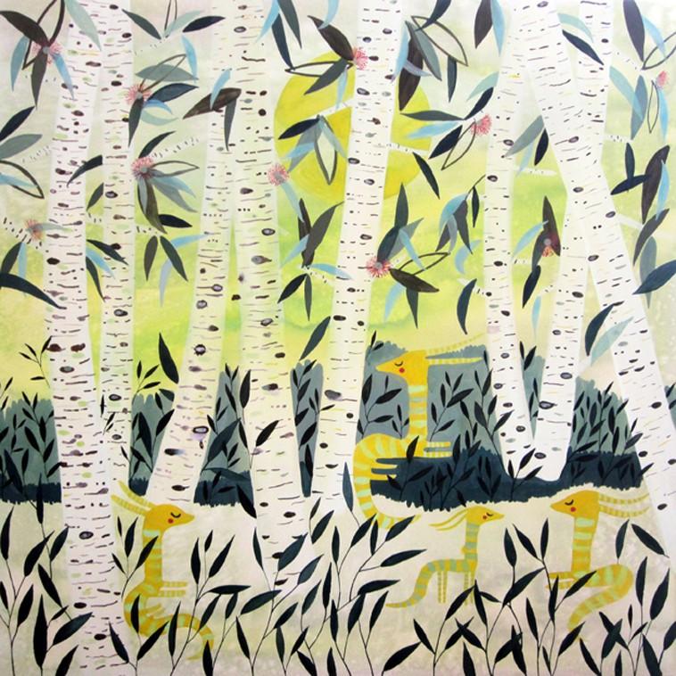 Eucalyptus - v.linares