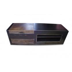 BLACK meuble TV