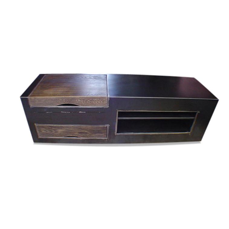 BLACK mueble TV