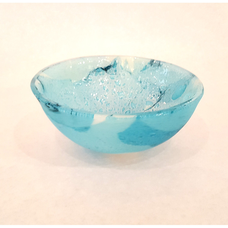 Light blue bowl