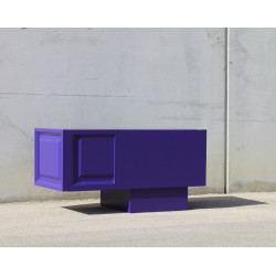 Purple Door - TV sideboard