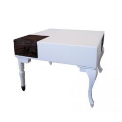 BLACK&WHITE table basse
