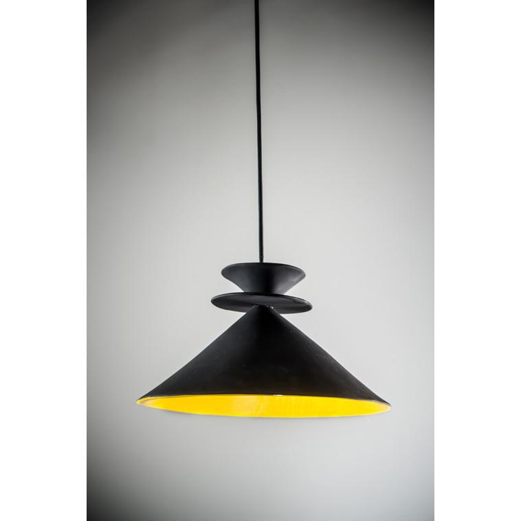 Gauargi - black lamp