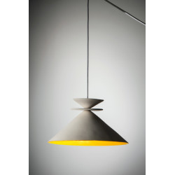 White Gauargi, pendant lamp
