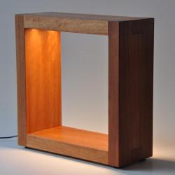 Cedar Bal lamp