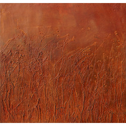 Huellas efímeras 06 - panel decorativo