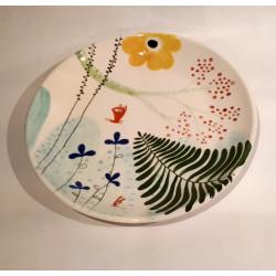 plate of V. Linares