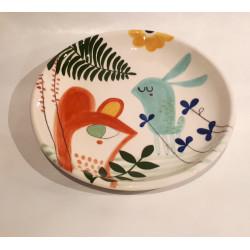 Guspirus - small plate of V. Linares