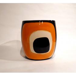 Ceramic Vase-Pot, Seventies