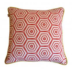 Celda Rojo cushion