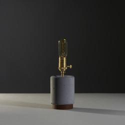 lampe de table CONCRETO M