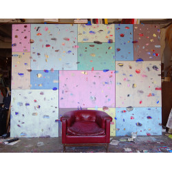 WALL paintings by The Catman