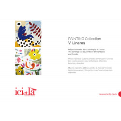 Catalogue Tableaux de V. Linares