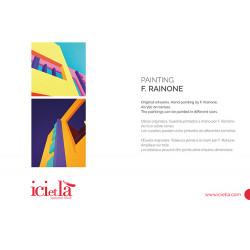 Catalogue Tableaux de F. Rainone