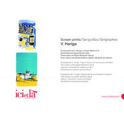 Catalogue Sérigraphies de V. Hariga 09 2019