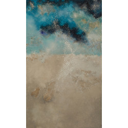 PLAYA 03, painting by I. Fortuny