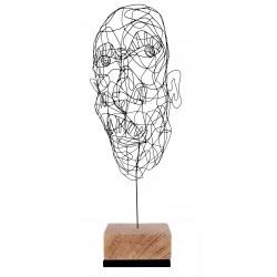 Escultura Visage