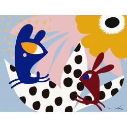 FOOL FOR YOU tableau de V. Linares