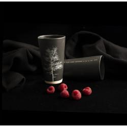 TREE BLACK vaso