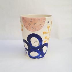 GUSPI KLEIN vase