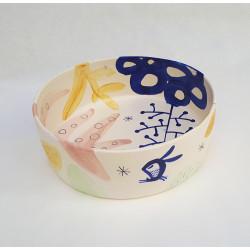 GUSPI KLEIN large bowl