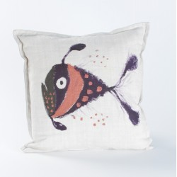 PEZ MIEDOSO cushion