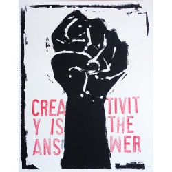 CREATIVITY poster by The Catman