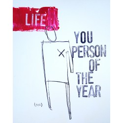 YOU PERSON poster by The Catman