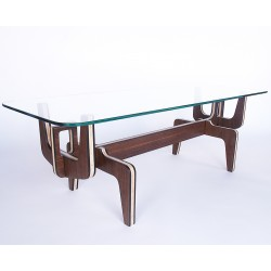 VALLAURIS mesa de centro con diseño original