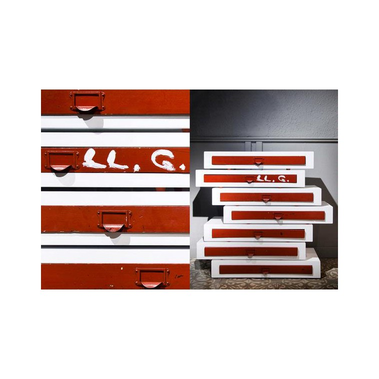 LLG chest of drawers