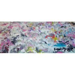 SEDUCE large format painting by The Catman