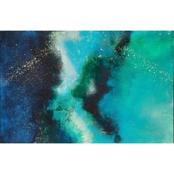 MEDITERRANÉE 06 tableau de I. Fortuny