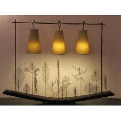 Lámpara escultura PAYSAGE