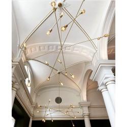 STAR MOGI chandelier, a perfect bespoke lighting