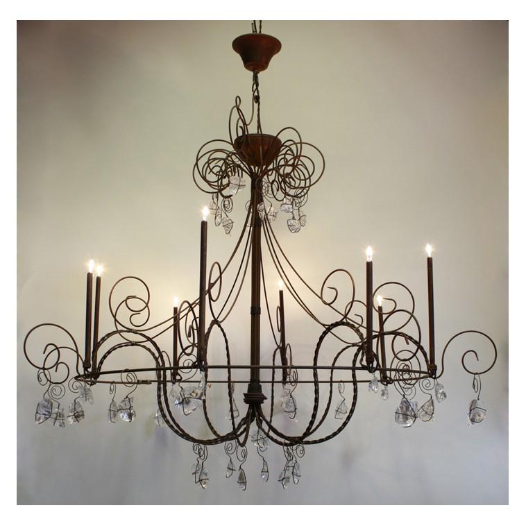 STELLA 8B chandelier