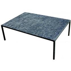 EMPREINTES Graphite table basse de Josep Cerdá